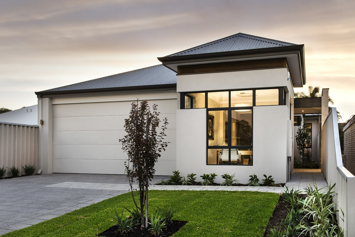 The ardross 10m single for Narrow lot homes single storey
